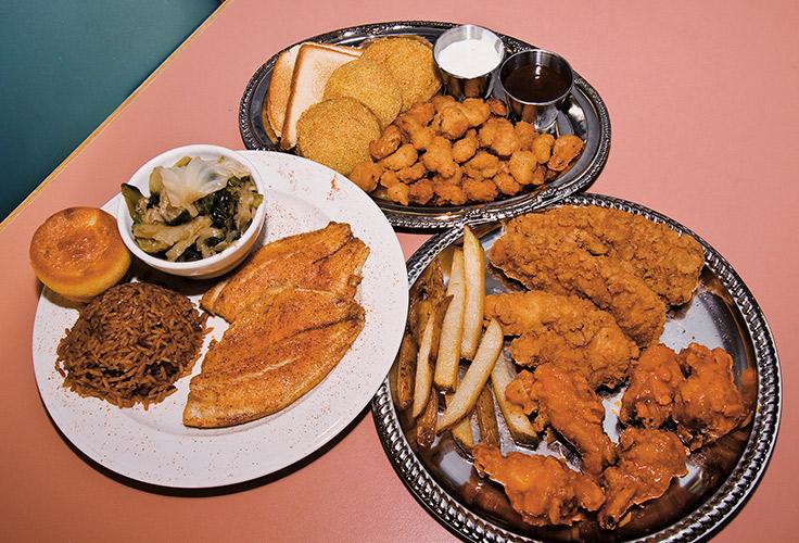Idas Soul Food, Jackson Restaurants
