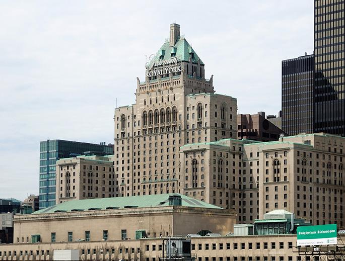 Fairmont Royal York Hotel, Toronto