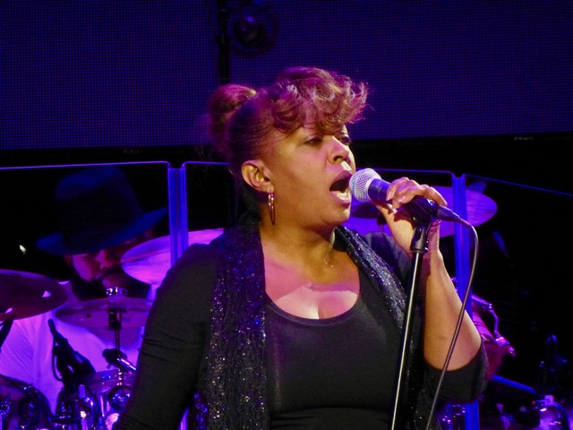 Anita Baker, 2018 Capital Jazz Festival