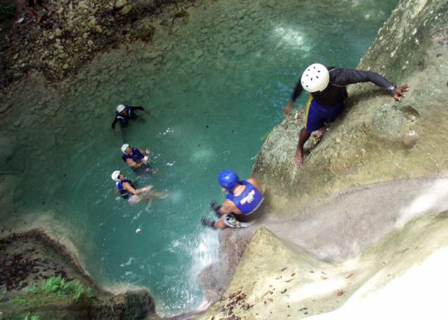 Damajagua Falls, Dominican Republic Parks