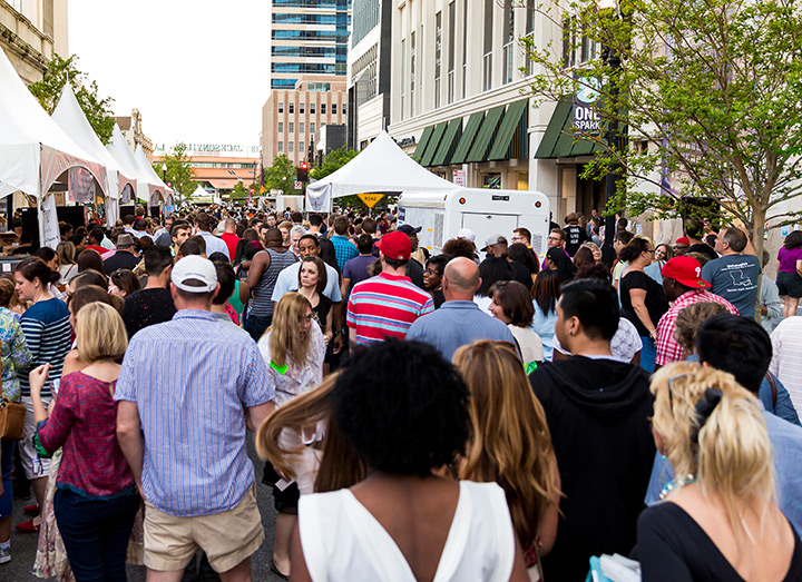 City of Festivals, Jacksonville Events