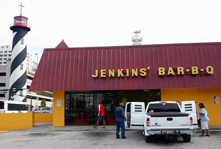 Jenkins Bar-B-Q, Jacksonville Restaurants