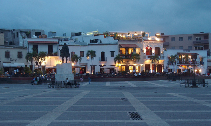 Plaza Espana, Santo Domingo