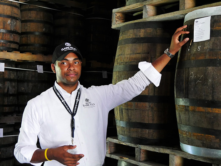 Ron Barcelo Rum History Tour, Santo Domingo