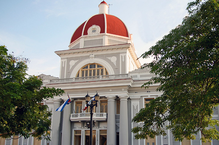 Cienfuegos Municipal Palace