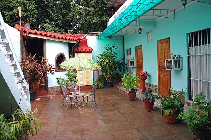 Jesus Casa Particulares B&B, Trinidad