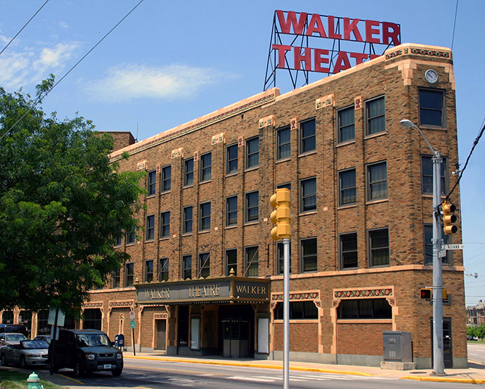 Walker Theater, Indianapolis Cultural Sites