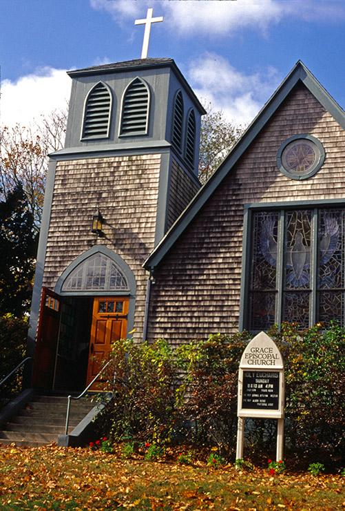 Grace Episcopal Church, Martha's Vineyard
