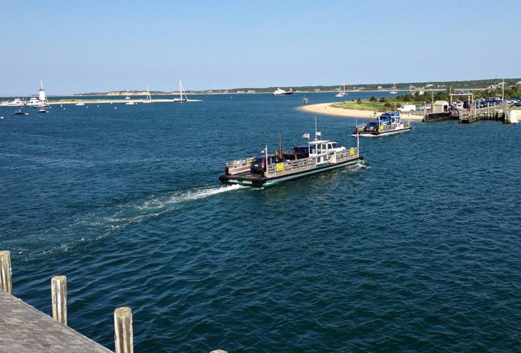 On Time III and II Ferries
