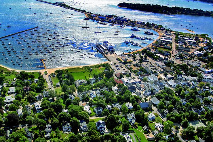 Vineyard Haven Harbor