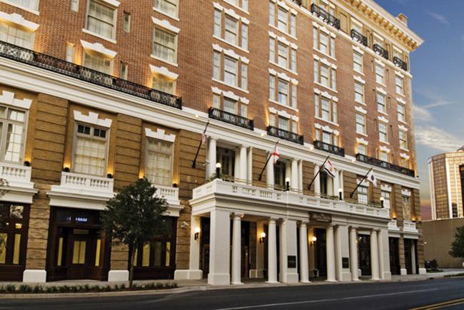 Battle House Hotel, Mobile Hotels