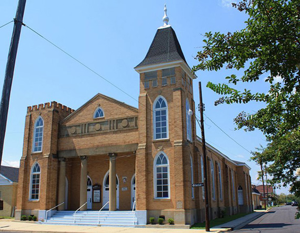 Stone Street Baptist, Mobile Places of Worship