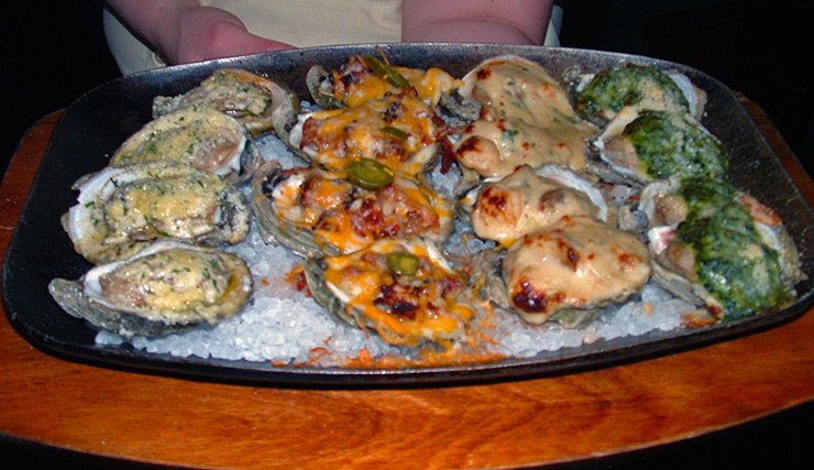 Wintzells oysters, Mobile General Attractions