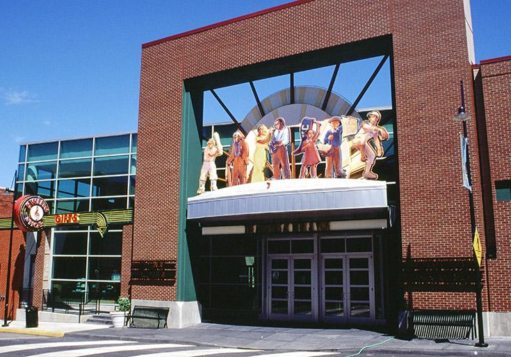 American Jazz Museum, Kansas City