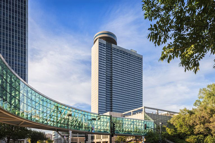 Sheraton Crown Center, Kansas City Hotels