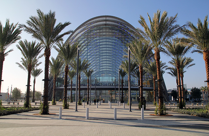 ARTIC (Anaheim Regional Transportation Intermodal Center)