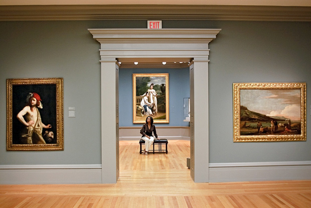 Columbia Museum of Art gallery