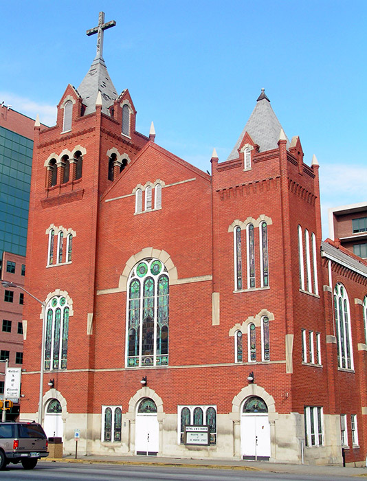 Bethel AME Church, Columbia Places of Worship