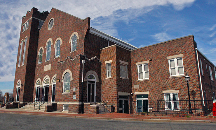 6th Street Mt. Zion Baptist Church, Richmond Heritage Sites