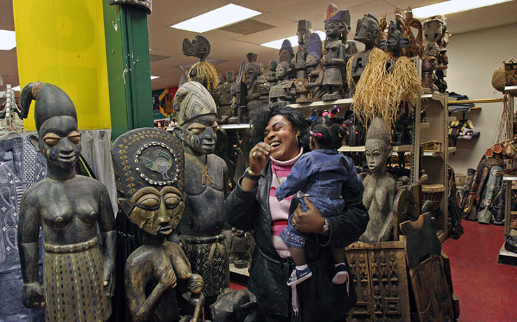 African House owner, Richmond Shops & Galleries