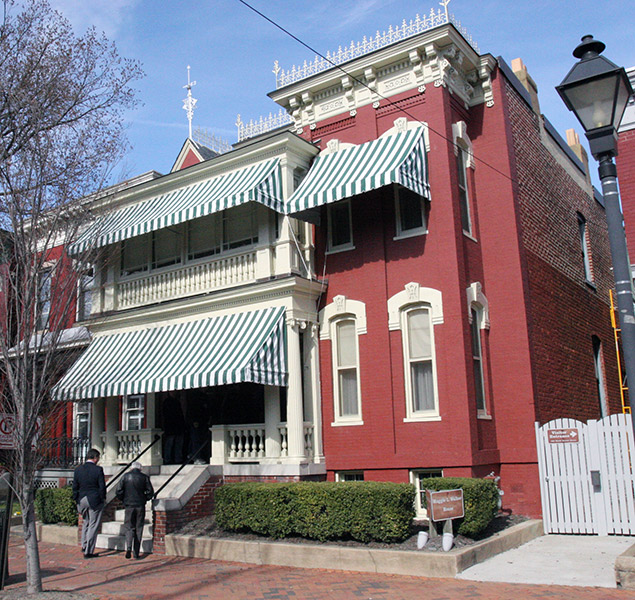 Maggie Walker House, Richmond History