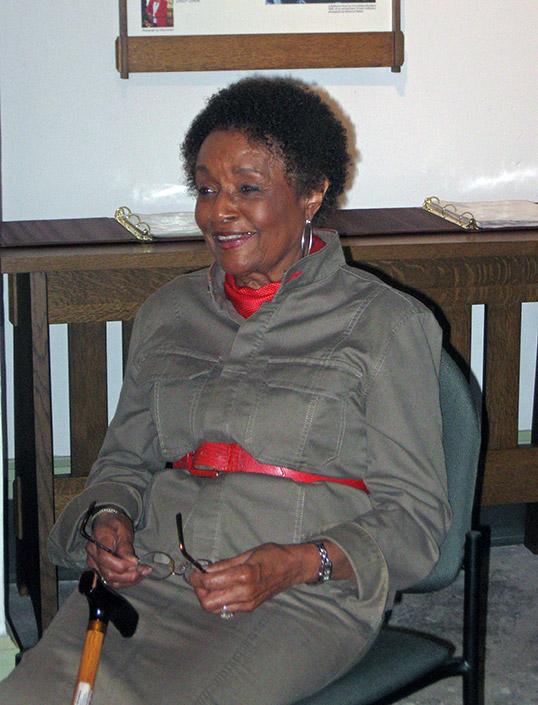 Doris Walker Woodson The Help