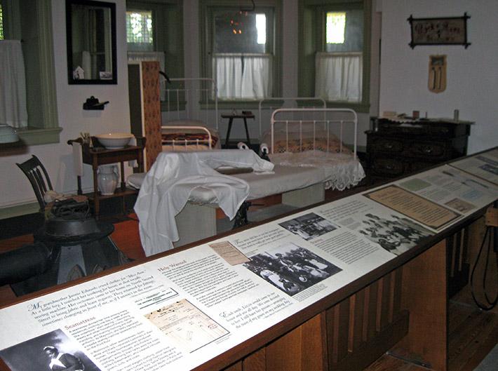 Maymont Maids quarters