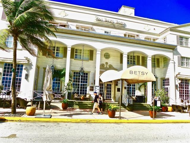 The Betsy Hotel, Miami Beach