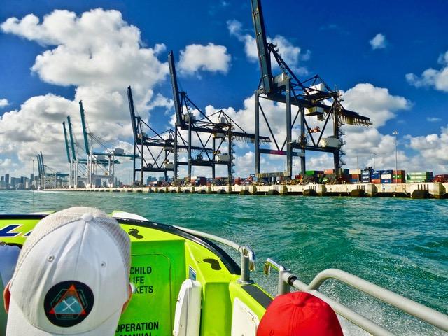 Thriller Miami Speedboat