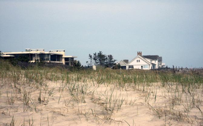 Hampton Estates shoreline, Sag Harbor Events