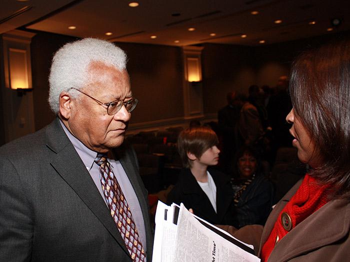 Reverend & Professor James Lawson, Nashville
