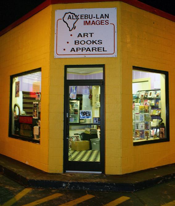 Alkebu-Lan Images, Nashville Shops