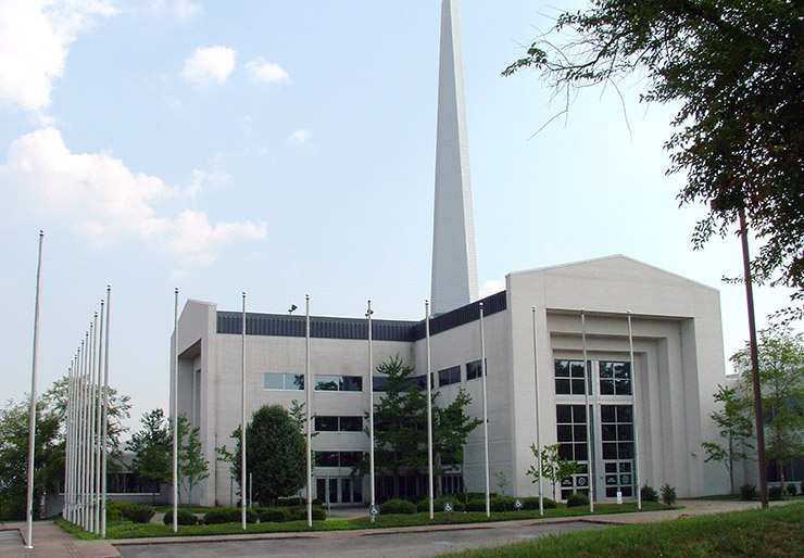 National Baptist World Center, Nashville