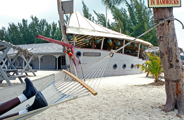 Grand Bahama Island hammock