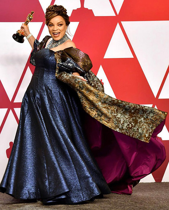 91st Oscars Ruth Carter wins for Best Costumes