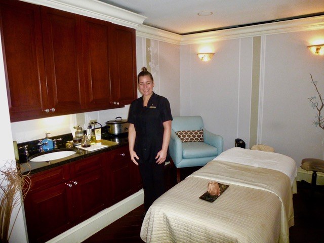 Ritz-Carlton Coconut Grove spa