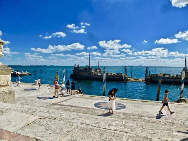 Vizcaya Museum & Gardens waterfront