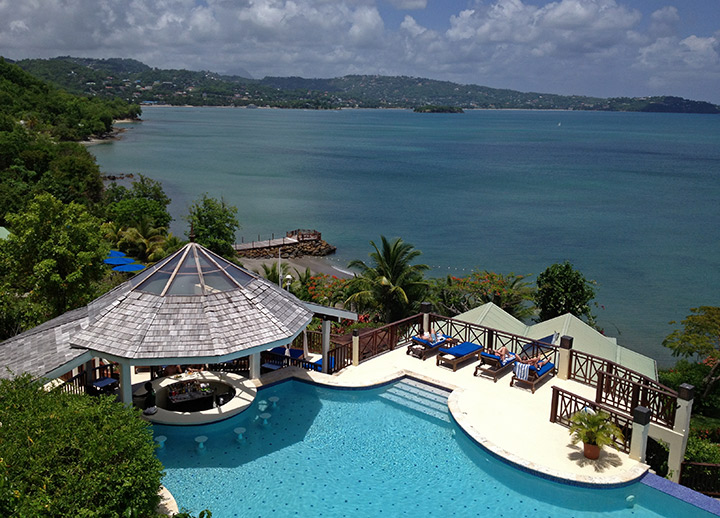 Calabash Cove Resort, St. Lucia Hotels