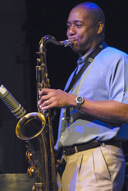 St. Lucia Jazz & Arts Festival, Branford Marsalis
