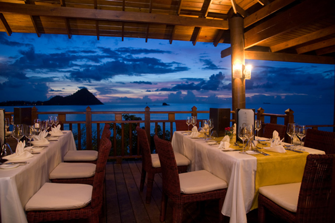 The Cliff at Cap Maison Resort, St. Lucia