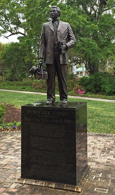 Denmark Vesey Monument