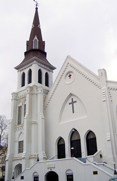 Emanuel AME Church, Charleston History