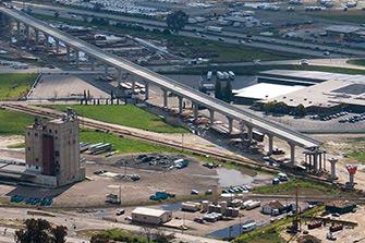 California High Speed Rail construction