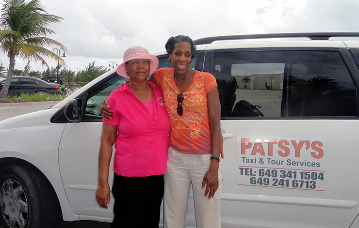 Tour with Ms Patsy
