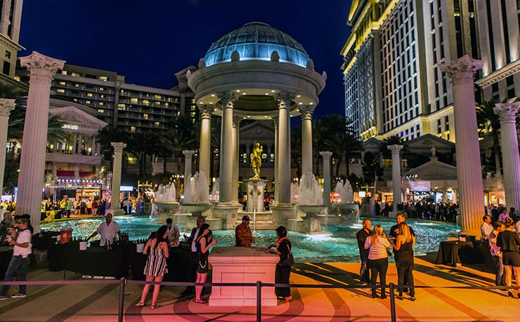 Las Vegas Uncorkd at Caesars Palace