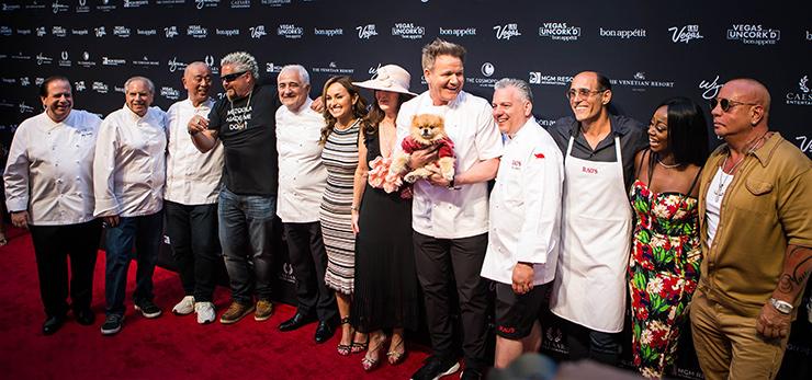 Las Vegas Uncorkd chefs line-up