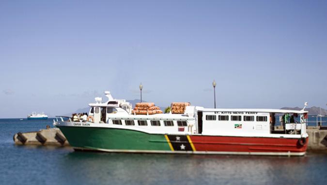 Nevis-St. Kitts Ferry