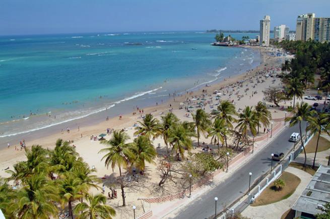 San Juan, Puerto Rico Beaches
