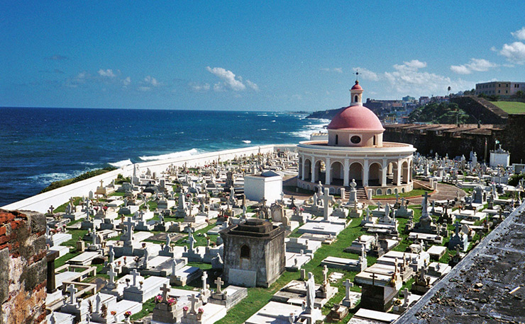 Old San Juan Cemetery, Puerto Rico History