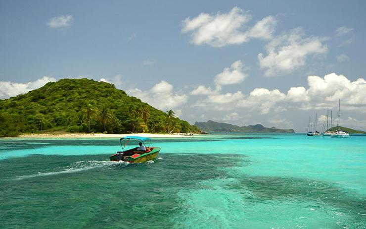 Tobago Cays boating, St. Vincent Travel Tips